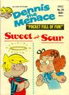 Cover for Dennis the Menace Pocket Full of Fun (Hallden; Fawcett, 1969 series) #28