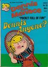 Cover for Dennis the Menace Pocket Full of Fun (Hallden; Fawcett, 1969 series) #32