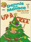 Cover for Dennis the Menace Pocket Full of Fun (Hallden; Fawcett, 1969 series) #36