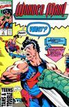 Cover for Wonder Man (Marvel, 1991 series) #3 [Direct]