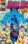 Cover for Wonder Man (Marvel, 1991 series) #5