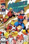 Cover for Wonder Man (Marvel, 1991 series) #6 [Direct]