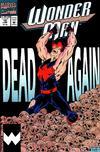 Cover for Wonder Man (Marvel, 1991 series) #10