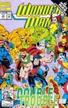 Cover for Wonder Man (Marvel, 1991 series) #13 [Direct]