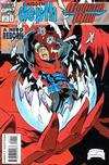 Cover for Wonder Man (Marvel, 1991 series) #25