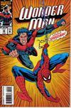 Cover for Wonder Man (Marvel, 1991 series) #28