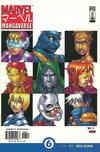 Cover for Marvel Mangaverse (Marvel, 2002 series) #6