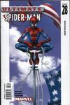 Cover for Ultimate Spider-Man (Marvel, 2000 series) #28