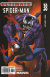 Cover for Ultimate Spider-Man (Marvel, 2000 series) #38