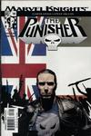 Cover for The Punisher (Marvel, 2001 series) #18