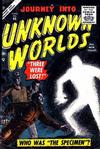 Cover for Journey into Unknown Worlds (Marvel, 1951 series) #46
