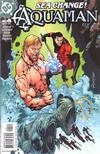 Cover for Aquaman (DC, 2003 series) #4