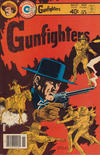 Cover for Gunfighters (Charlton, 1979 series) #57