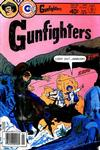 Cover for Gunfighters (Charlton, 1979 series) #58