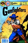 Cover for Gunfighters (Charlton, 1979 series) #63