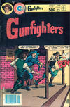 Cover for Gunfighters (Charlton, 1966 series) #64