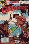 Cover for Gunfighters (Charlton, 1979 series) #75