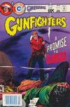 Cover for Gunfighters (Charlton, 1979 series) #83