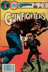 Cover for Gunfighters (Charlton, 1979 series) #84