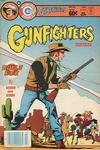 Cover for Gunfighters (Charlton, 1979 series) #85