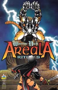 Cover Thumbnail for Warrior Nun Areala: Rituals (Antarctic Press, 1995 series) #2