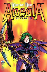 Cover Thumbnail for Warrior Nun Areala: Rituals (Antarctic Press, 1995 series) #3