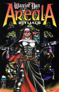Cover Thumbnail for Warrior Nun Areala: Rituals (Antarctic Press, 1995 series) #5