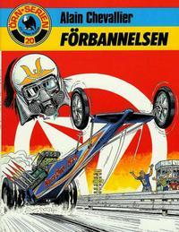 Cover for Örn-serien [Örnserien] (Semic, 1982 series) #20