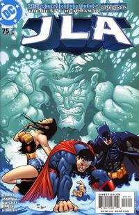 Cover Thumbnail for JLA (DC, 1997 series) #75
