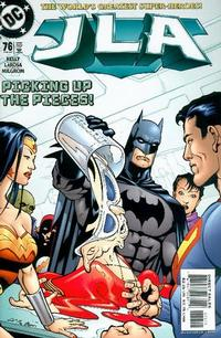 Cover Thumbnail for JLA (DC, 1997 series) #76