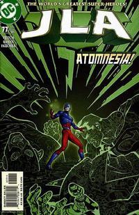 Cover Thumbnail for JLA (DC, 1997 series) #77