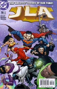Cover Thumbnail for JLA (DC, 1997 series) #78