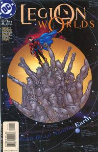 Cover Thumbnail for Legion Worlds (DC, 2001 series) #1