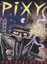 Cover Thumbnail for Pixy (Tago, 1992 series)