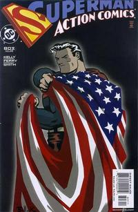 Cover Thumbnail for Action Comics (DC, 1938 series) #803