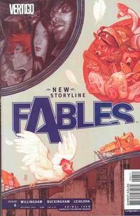 Cover Thumbnail for Fables (DC, 2002 series) #6