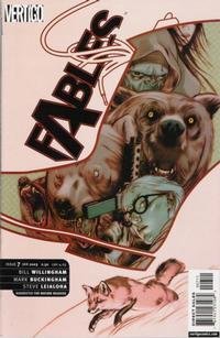 Cover Thumbnail for Fables (DC, 2002 series) #7