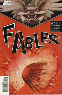 Cover for Fables (DC, 2002 series) #9