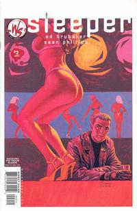 Cover Thumbnail for Sleeper (DC, 2003 series) #2