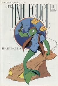 Cover Thumbnail for Fish Police (Fishwrap Productions, 1985 series) #1 [2nd]