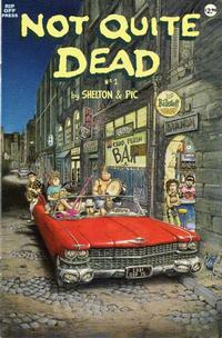 Cover Thumbnail for Not Quite Dead (Rip Off Press, 1993 series) #1