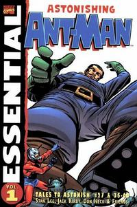 Cover Thumbnail for Essential Ant-Man (Marvel, 2002 series) #1