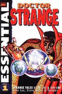 Cover Thumbnail for Essential Dr. Strange (Marvel, 2001 series) #1