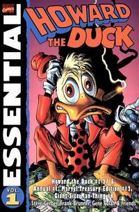 Cover Thumbnail for Essential Howard the Duck (Marvel, 2002 series) #1
