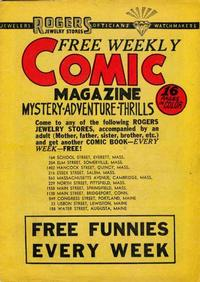 Cover Thumbnail for Free Weekly Comic Magazine (Archie, 1940 series) #3