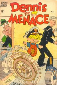 Cover Thumbnail for Dennis the Menace (Pines, 1953 series) #6