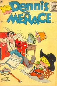 Cover Thumbnail for Dennis the Menace (Pines, 1953 series) #15