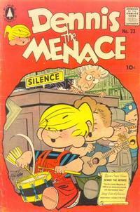 Cover Thumbnail for Dennis the Menace (Pines, 1953 series) #23