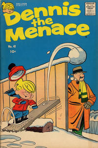 Cover Thumbnail for Dennis the Menace (Hallden; Fawcett, 1959 series) #41