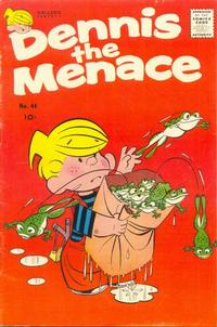 Cover Thumbnail for Dennis the Menace (Hallden; Fawcett, 1959 series) #44